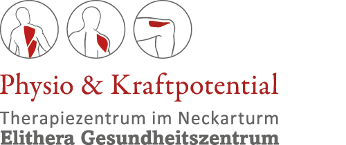 Physio und Kraftpotential - Therapiezentrum und Physiotherapie Heilbronn in Neckarturm Logo
